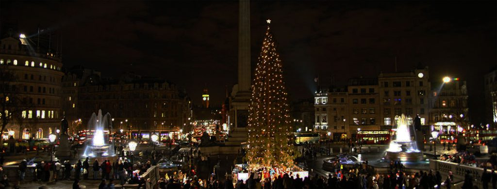 Where To Go At Christmas And New Year In London