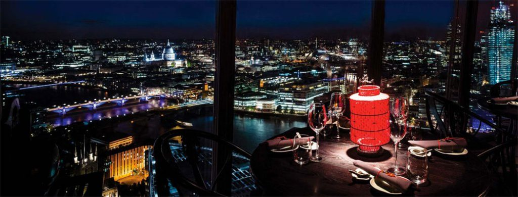 Top 10 Best Places In London For A Date